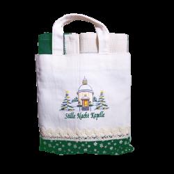 Bag + 2 Towels green