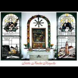 Postcard altar - windows