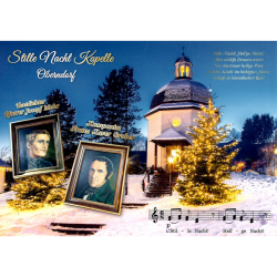 Postcard winter Mohr/Gruber