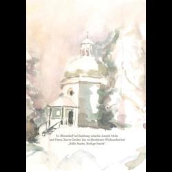 Watercolourcard Chapel GER