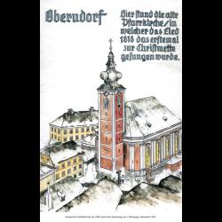 Churchcard 8-sided GER