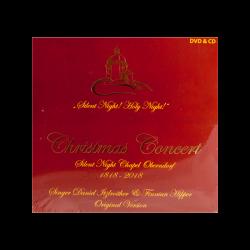 CD und DVD Christmas Concert