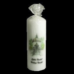 Pillar Candle Print
