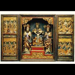 Fold card altar GER