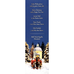 Bookmark winter GER