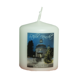 copy of Flat candle with...